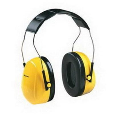 3M H9A 3M H9A Peltor™ Optime™ Over-The-Head Earmuff; ABS, Yellow, 26 DB