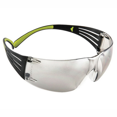 3M SF410AS-EA 3M SF410AS-EA SecureFit™ 400 Series Scratch-Resistant Protective Eyewear; Universal, Frameless With Lens