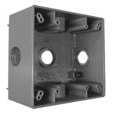 Appleton WDX150 WDX150 EGS 1 GANG 2-5/8 DEEP 5 1/2 HUBS