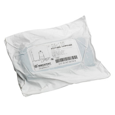 Bridgeport DS-100 Bridgeport DS-100 Duct Seal Compound; 1 lb, Dark Gray