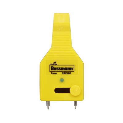 Cooper Bussmann FT-3 Bussmann FT-3 Fuse Tester; For Automotive, Glass Tube and Ferrule Fuses Up to 1-1/4 Inch Length
