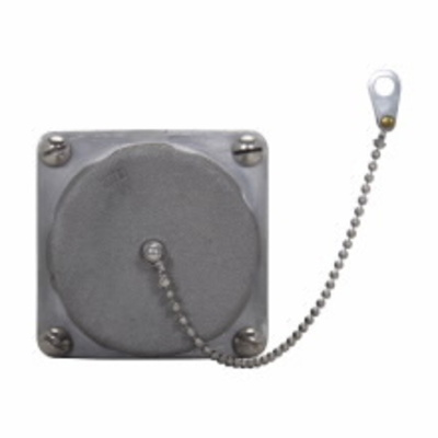 Cooper Crouse-Hinds AR637 Crouse-Hinds AR637 3-Pole Receptacle Housing, 600 VAC, 250 VDC, 60 A, 3-Wire