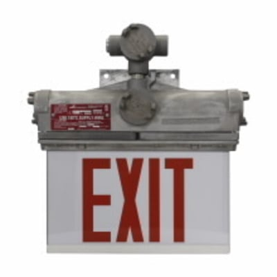 Cooper Crouse-Hinds EXL23AA EXL23AA CRS-H EXPF EXIT SIGN FS DLB