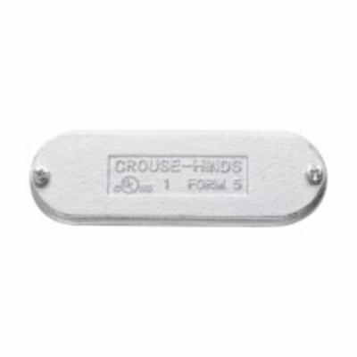 Cooper Crouse-Hinds K350CMHDG K350CMHDG CR-HINDS 3 1/2 AND 4 FORM 5 CAST COVER HDG