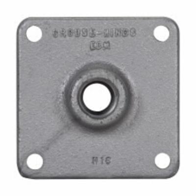 Cooper Crouse-Hinds RSMP1 RSMP1 CRS-H 1/2 1 HUB PLATE 4 1/2 X