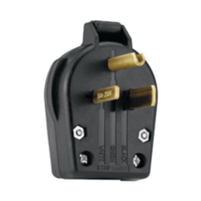 Cooper Wiring Devices 5710N 5710N COOP-WD GRD PLUG-NEMA6-50P