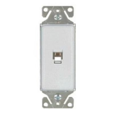 Cooper Wiring Devices 9547SG Cooper Wiring Devices 9547SG Coax Jack Aspire Deco Single SG 4646430