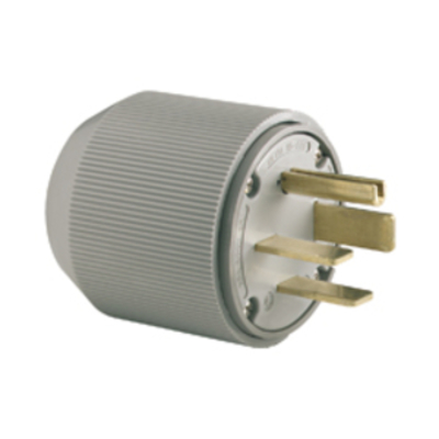 Cooper Wiring Devices AH8462AN AH8462AN COOP-WD GRD ANG PLUG N15-60P