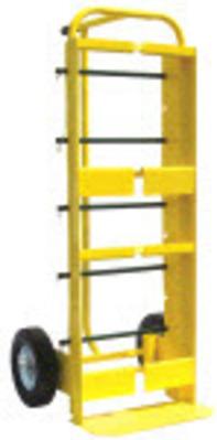 Dottie Co L.h. DD100B L.H. Dottie DD100B Heavy Duty Dolly; 650 lb, 10-Gauge Steel, Yellow