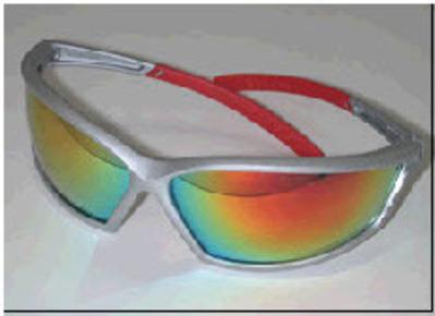 Dottie Co L.h. E4X4700D L.H. Dottie E4X4700D 4x4™ - Best Protective Safety Eyewear; Black Frame, Clear Lens