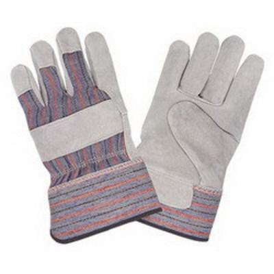 Dottie Co L.h. GV22M L.H. Dottie GV22M Work Glove; Medium, Leather Palm/Canvas Cuff