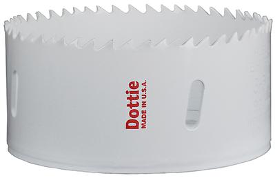 Dottie Co L.h. VP70 VP70 DOTTIE 4-3/8  HOLE SAWS BI METAL VARIABLE PITCH