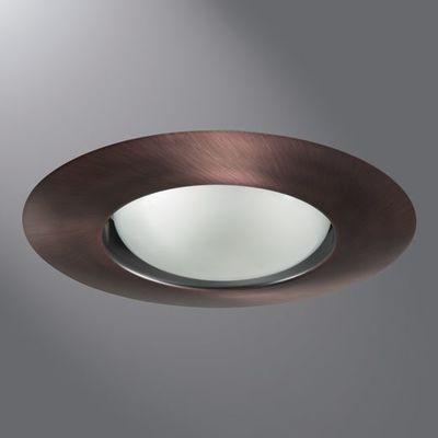 Eaton / Cooper Lighting 5176TBZ 5176TBZ COOPRLTG 5 OPEN, WIDE FLANGE, TBZ (IC)