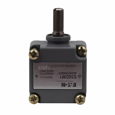 Eaton / Cutler Hammer E50DM1 Eaton E50DM1 Limit Switch Operating Head Side Rotary Maintained TwoPos