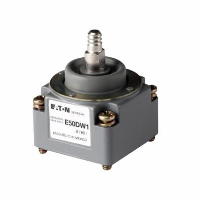 Eaton / Cutler Hammer E50DW1 Eaton E50DW1 Limit Switch Operating Head Wobble Head Spring Return Sta