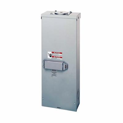 Eaton / Cutler Hammer ECC225R Eaton ECC225R 225 Amp, 3-Phase, 240 Volt, Outdoor, Circuit Breaker Unit Enclosure