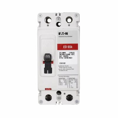 Eaton / Cutler Hammer ED2030 ED2030 EATON ED 65KA @ 240 V, 2 POLE 30 AMPS,