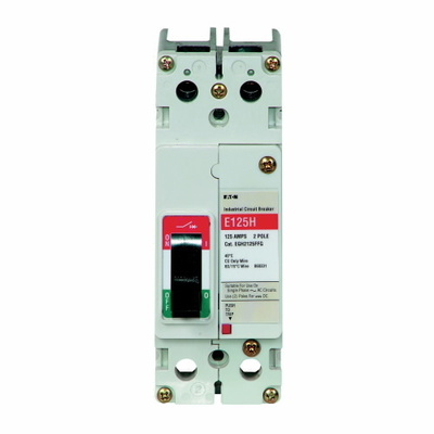 Eaton / Cutler Hammer EGS2020FFG EGS2020FFG EATON EG 2P 20A 35KA BKR W/COLLARS & MTG HDWR