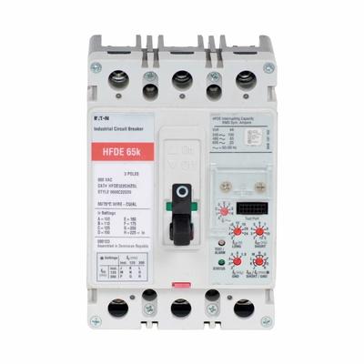 Eaton / Cutler Hammer HFDE322536W HFDE322536W EATON HFDE 65 KA@480V ETU LSIG 3P 100-225A