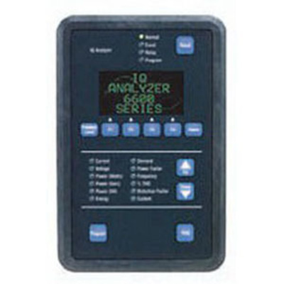 Eaton / Cutler Hammer IQA6410 Eaton / Cutler Hammer IQA6410 6400-Series Wave Form Analyzer; 30 - 600 Volt AC