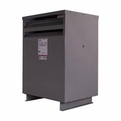 Eaton / Cutler Hammer V48M22E7516 V48M22E7516 EATON 75KVA VENTD DOE2016 XFMR 3PH 480-240/120 LT 150C RISE