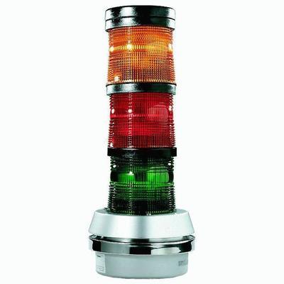Edwards 101STG-N5 Edwards 101STG-N5 Flashing Signal Strobe Light, 120 VAC, 0.12 A, Green, 65 fpm Flash