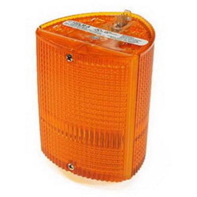 Edwards 102LM-R Edwards 102LM-R Stack Light Trilip Lens Module, Incandescent/Halogen/LED Bulb, Red, NEMA 3R/4X
