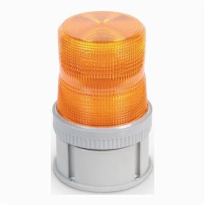 Edwards 105-LA Edwards 105-LA Shatter Resistant Replacement Lens, 120 VAC, Polycarbonate, Amber