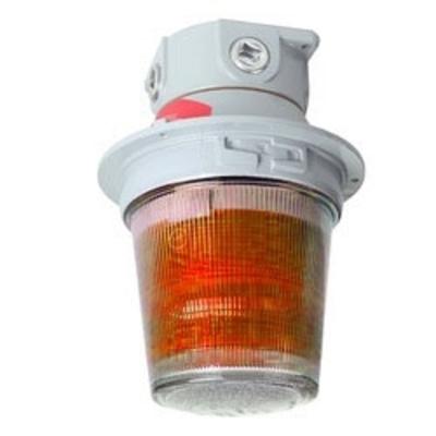 Edwards 107DV2CSTA-N5 Edwards 107DV2CSTA-N5 Beacon Flashing Light, 120 VAC, 0.1 A, Amber