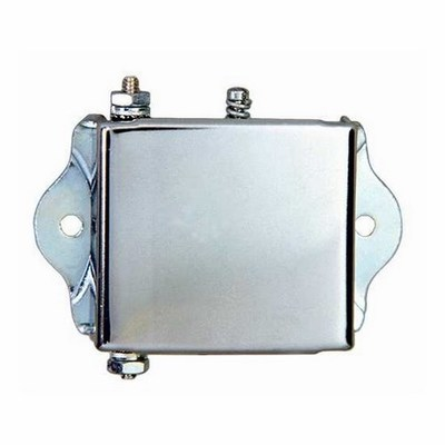 Edwards 115-1AC Edwards 115-1AC Miniature Lungen™ 115 Series Adjustable Volume Buzzer; 8 Volt AC, 0.4 Amp, 83 DB at 1 m
