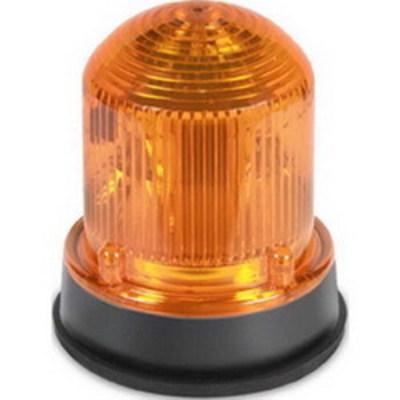 Edwards 125STRNA120A Edwards 125STRNA120A Class 125 Xenon Strobe Beacon Light; 120 Volt AC, 0.100 Amp, Amber, 1/2 Inch NPT Internal Or 3/4 Inch External NPT Conduit Mount