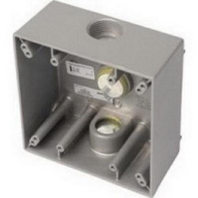 Edwards 511-1 Edwards 511-1 Wall Back Box; 16 Gauge Steel