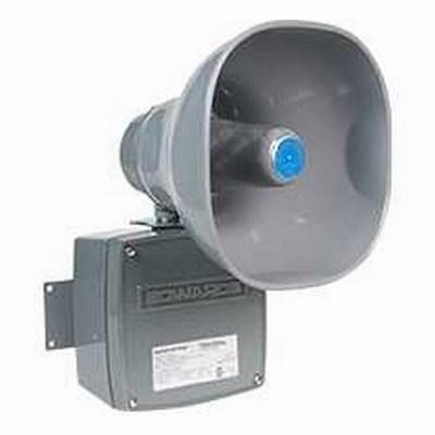 Edwards 5530M-24Y6 Edwards 5530M-24Y6 5530M Series Adaptatone Millennium Multiple Tone Signal; 120 - 240 Volt AC/24 Volt DC, 110 DB At 10 ft, Gray