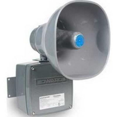 Edwards 5532M-N5 Edwards 5532M-N5 5532M Series Adaptatone Millennium Remote Speaker/Amplifier; 120 Volt AC, 110 DB At 10 ft, Gray