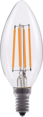 Eiko LED4.5WB11E12/FIL/827-DIM-G7 LED4.5WB11E12/FIL/827-DIM-G7 EIKO DECORATIVE LED LAMP