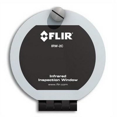 FLIR 19250-100 FLIR (Extech) IRW-2C 2 Inch Infrared Inspection Window; Calcium Fluoride Optic