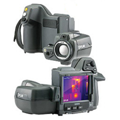 FLIR 62103-1101 FLIR T420 (Standard) Industrial Thermal Imaging Camera; MSX/25 Degree Lens
