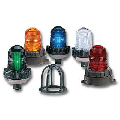 Federal Signal 191XL-277A 191XL-277A FED-SIG LED LIGHT HAZ LOC 277V PIPE MOUNT AMBER