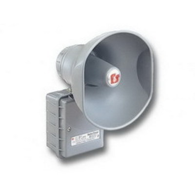 Federal Signal 302GC-024 Federal Signal 302GC-024 SelecTone® Gain Control Audible Signaling Device; 24 Volt AC/DC, 1.4/1 Amp, Surface Mount, 114 DB at 10 ft