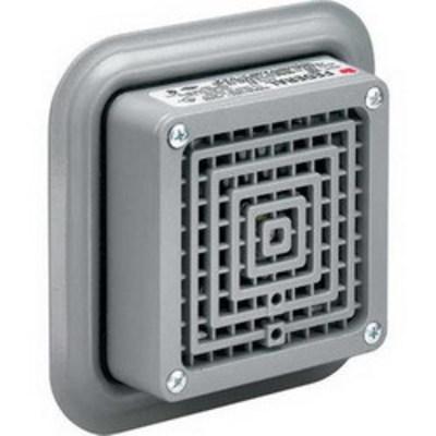 Federal Signal 350TR-120 Federal Signal 350TR-120 Vibratone® Horn; 120 Volt AC, 100 DB At 10 ft, Gray