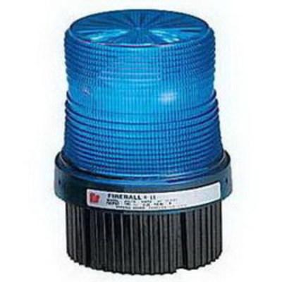 Federal Signal FB2PST-012-024B Federal Signal FB2PST-012-024B Fireball® Strobe Warning Light; 12 - 24 Volt DC, 1.70 - 0.70 Amp, Blue, 1/2 Inch NPT Pipe/Surface Mount