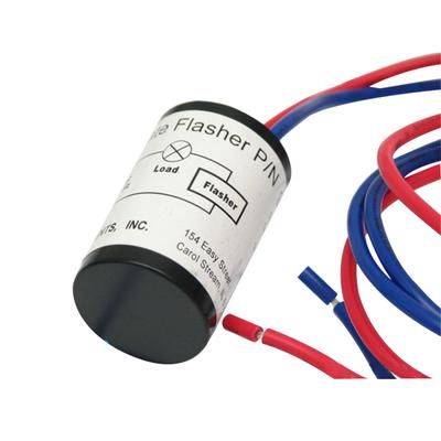 Federal Signal K8285239A Federal Signal K8285239A Flasher; 120 Volt AC