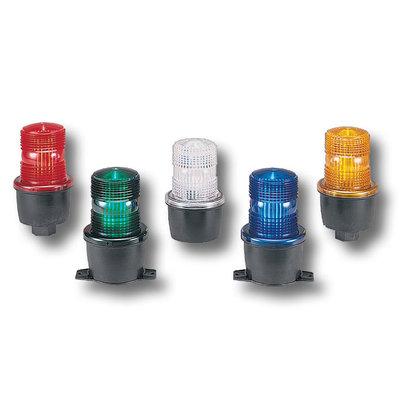 Federal Signal LP3PL-024A LP3PL-024A FED-SIG LED LIGHT PIPE MOUNT 24VDC AMBER