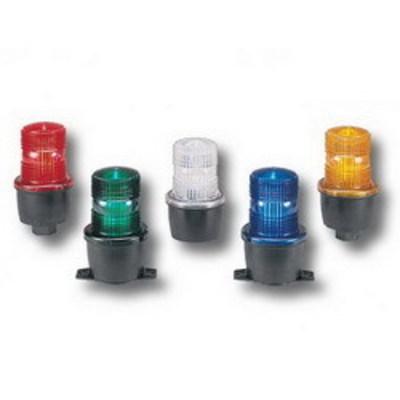 Federal Signal LP3TL-024G Federal Signal LP3TL-024G Streamline ® LED Steady Burn Light; 24 Volt DC, 0.08 Amp, T-Mount