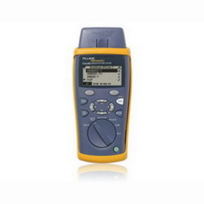 Fluke CIQ-100 Fluke CIQ-100 CableIQ™ Qualification Tester; For UTP, STP, FTP, SSTP, RG6, RG59, Audio, Security