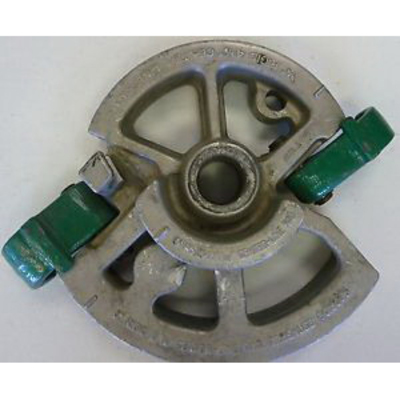 Greenlee 18827 Greenlee 18827 Shoe Assembly; 1/2 Inch, 3/4 Inch and 1 Inch Rigid/IMC Shoe Unit