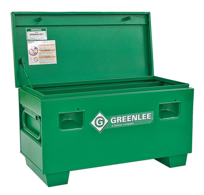 Greenlee 2142 Greenlee 2142 Chest Assembly; 42.000 Overall Width x 20.000 Overall Depth x 20.000 Overall Height, 9.700 Cubic-ft, Green