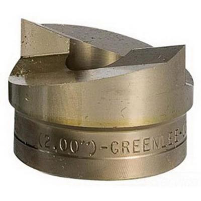 Greenlee 31122 Greenlee 31122 Slug-Splitter® Knockout Punch; PG 29, 1.457 Inch Hole, 10 Gauge