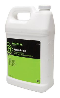 Greenlee 4016GB Greenlee 4016GB Hydraulic Oil; 1 gal