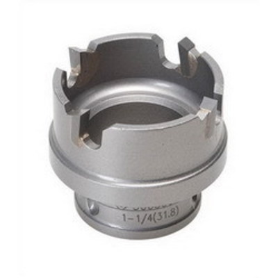 Greenlee 645-1-1/4 Greenlee 645-1-1/4 Kwik Change™ Hole Cutter; 1.25 Inch x 3/8 Inch Chuck, Carbide Tipped